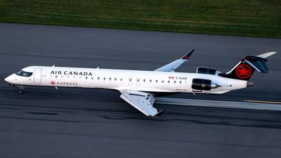 C-GJHZ - Bombardier CRJ-900ER - Air Canada Express (Jazz Aviation)