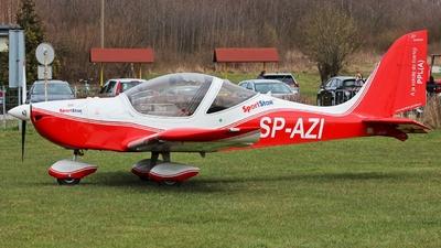 A picture of SPAZI - Evektor SportStar RTC - [20151721] - © Bartosz Budzisz