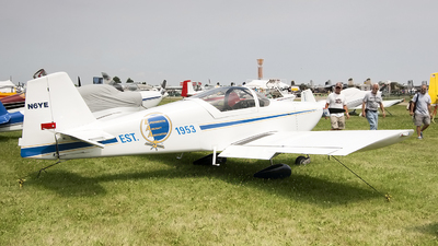 N6YE - Vans RV-6A - Experimental Aircraft Association (EAA)