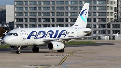 A picture of S5AAP - Airbus A319132 - Adria Airways - © BizavMen