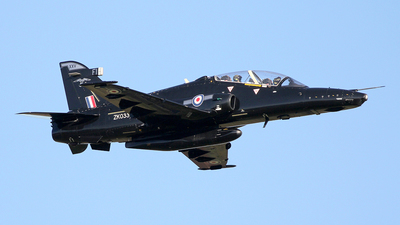 ZK033 - British Aerospace Hawk T.2 - United Kingdom - Royal Air Force (RAF)