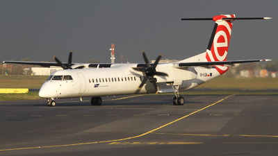 SP-EQB - Bombardier Dash 8-Q402 - LOT Polish Airlines