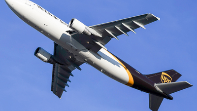 N125UP - Airbus A300F4-622R - United Parcel Service (UPS)