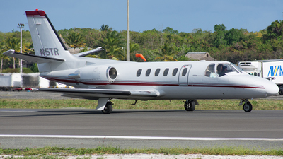 N5TR - Cessna 551 Citation II(SP) - Private