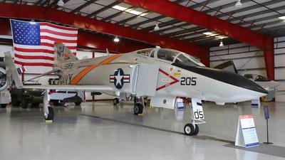 155563 - McDonnell Douglas F-4J Phantom II - United States - US Navy (USN)