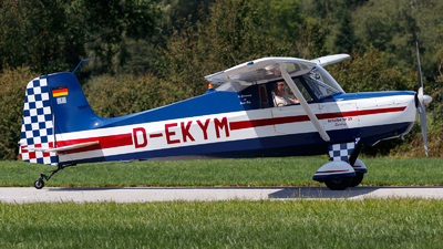 D-EKYM - Scheibe SF.23A-1 Sperling - Private