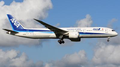 JA895A - Boeing 787-9 Dreamliner - All Nippon Airways (ANA)