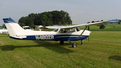 A picture of N4802G - Cessna 172N Skyhawk - [17273350] - © DJ Reed - OPShots Photo Team