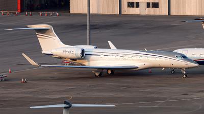 VP-CEE - Gulfstream G650ER - HK Bellawings Jet