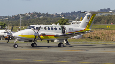 VH-LTQ - Beechcraft B200 Super King Air - Ambulance Tasmania