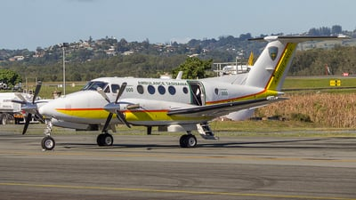 A picture of VHLTQ - Beech B200C Super King Air - [BL170] - © TreyJPearson