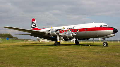 G-APSA - Douglas DC-6A Liftmaster - Atlantic Airlines