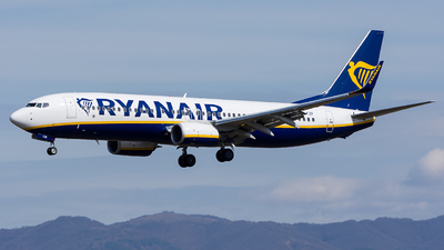EI-FZP - Boeing 737-8AS - Ryanair