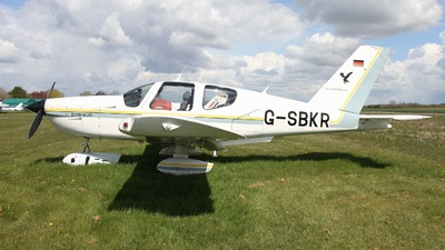 G-SBKR - Socata TB-10 Tobago - Private