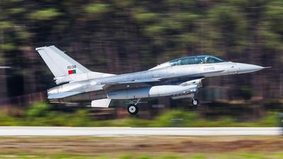 15138 - Lockheed Martin F-16BM Fighting Falcon - Portugal - Air Force