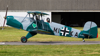 D-MIKA - Bücker 131 Jungmann - Private