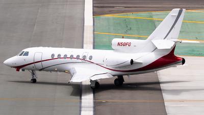 N50FG - Dassault Falcon 50 - Private