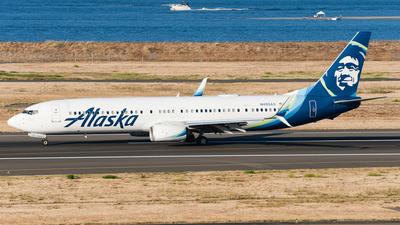 N495AS - Boeing 737-990ER - Alaska Airlines