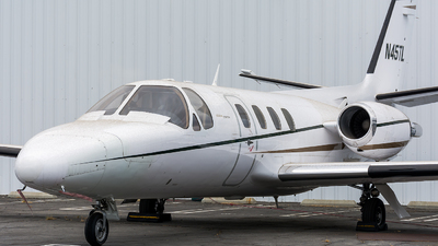 N45TL - Cessna 501 Citation SP - Private