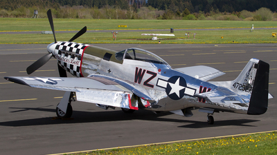 NL51ZW - North American P-51D Mustang - Flying Legends