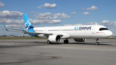 C-GOIJ - Airbus A321-271NX - Air Transat