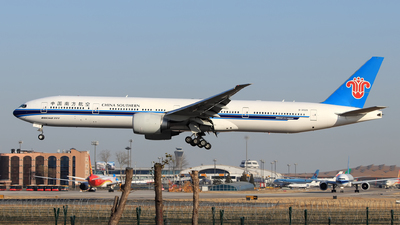 B-2029 - Boeing 777-31BER - China Southern Airlines