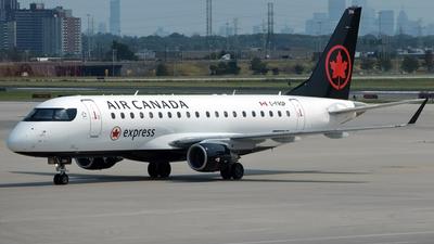 C-FRQP - Embraer 170-200LR - Air Canada Express (Sky Regional Airlines)