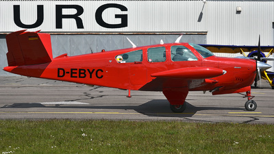D-EBYC - Beechcraft V35B Bonanza - Private