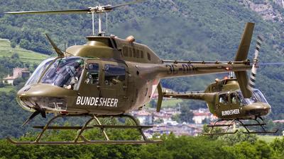 3C-OD - Agusta-Bell AB-206A JetRanger - Austria - Air Force