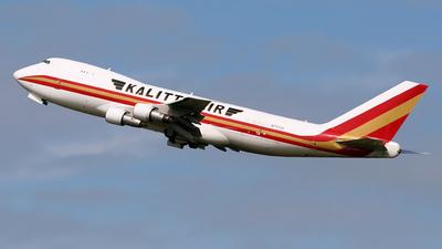 N747CK - Boeing 747-221F(SCD) - Kalitta Air