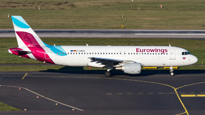A picture of DABNK - Airbus A320214 - Eurowings - © Jonas Effgen