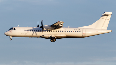 A picture of FHAPL - ATR 72500 - Chalair Aviation - © Matteo Lamberts