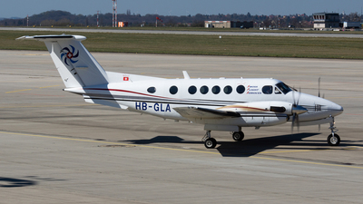 A picture of HBGLA - Beech B200 Super King Air -  - © Stephan Wagner