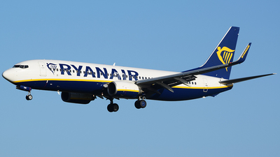 EI-ENE - Boeing 737-8AS - Ryanair