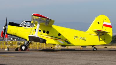 SP-RWE - PZL-Mielec An-2 - Private