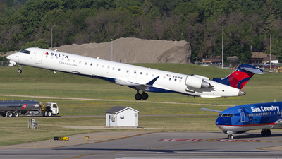 N161PQ - Bombardier CRJ-900ER - Delta Connection (Endeavor Air)