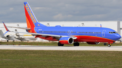 N8647A - Boeing 737-8H4 - Southwest Airlines