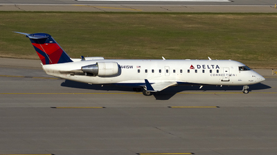 N441SW - Bombardier CRJ-200ER - Delta Connection (SkyWest Airlines)