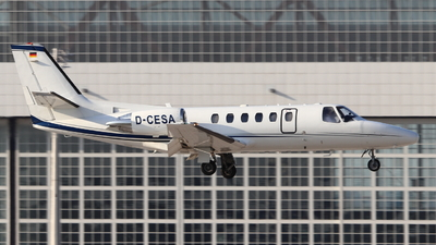 D-CESA - Cessna 550B Citation Bravo - Euro Link