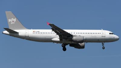 A picture of DASMR - Airbus A320214 - Sundair - © Stefan Kuhn