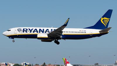A picture of EIEBE - Boeing 7378AS - Ryanair - © Rui Cardoso
