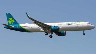 EI-LRF - Airbus A321-253NX - Aer Lingus