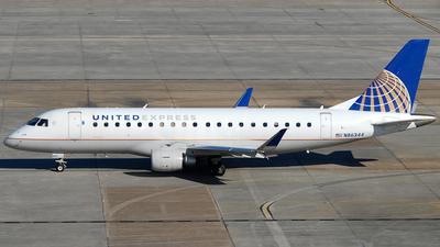 N86344 - Embraer 170-200LR - United Express (Mesa Airlines)