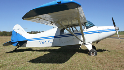 VH-SAL - Maule M-4-210C - Private