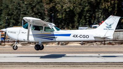 A picture of 4XCGO - Cessna 172M Skyhawk - [17261568] - © noamh