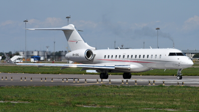 9H-OVG - Bombardier BD-700-1A10 Global 6000	 - Private