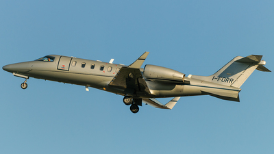 I-FORR - Bombardier Learjet 40 - Sirio Executive
