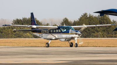 B-100D - Cessna 208B Grand Caravan EX - Silu General Aviation