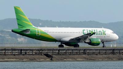 PK-GLH - Airbus A320-214 - Citilink