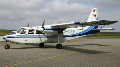 D-ILFB - Britten-Norman BN-2B-26 Islander - Luftverkehr Friesland Harle (LFH)
